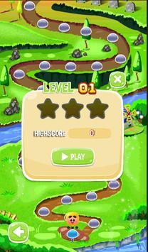 Animal Crush - Match 3 Game screenshot 2