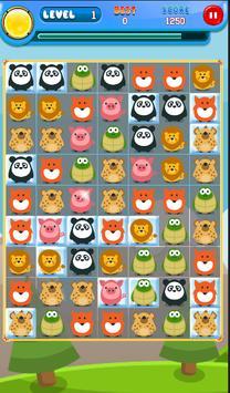 Animal Crush - Match 3 Game screenshot 4