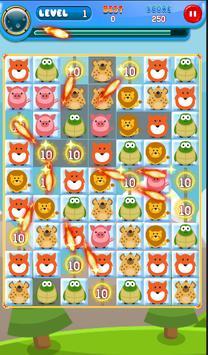 Animal Crush - Match 3 Game screenshot 9