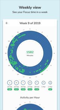 Focusmeter स्क्रीनशॉट 5