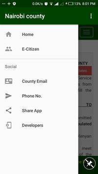 Nairobi county screenshot 1