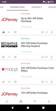 DealsPlus Coupons & Deals screenshot 4