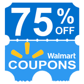 Coupons For Walmart - Hot Discount & Offer 65% OFF icon