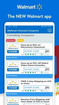 Coupons For Walmart - Hot Discount & Offer 65% OFF screenshot 4