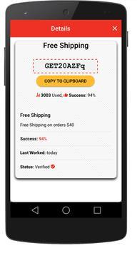 Smart coupons for Family Dollar screenshot 1