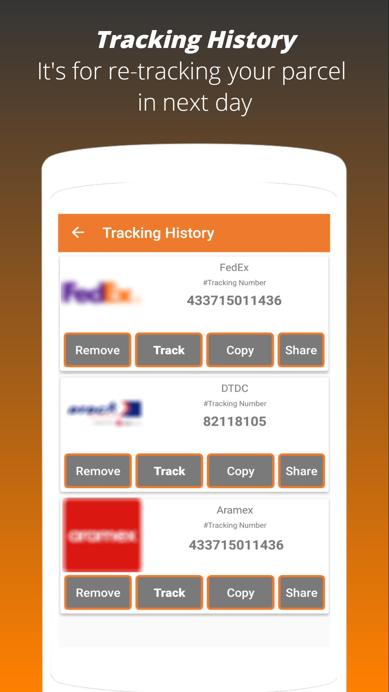 Courier Tracking For Android Apk Download