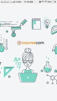 Coursecom poster