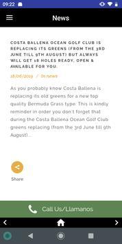 Costa Ballena Golf Club screenshot 4