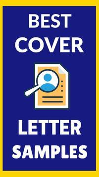 Cover Letter Samples poster