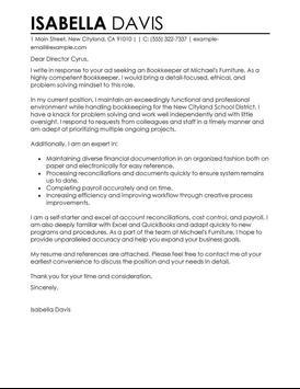 Cover Letter Samples screenshot 1