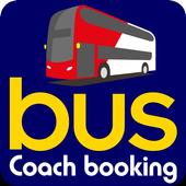 Bus + Coach Booking icon