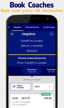 Bus + Coach Booking screenshot 2