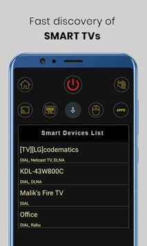 Universal TV Remote Control screenshot 5