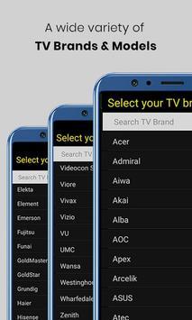 Universal TV Remote Control screenshot 6