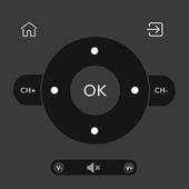 Remote for Android TV's / Devices: CodeMatics 图标
