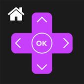 Remote for Roku : Codematics 图标