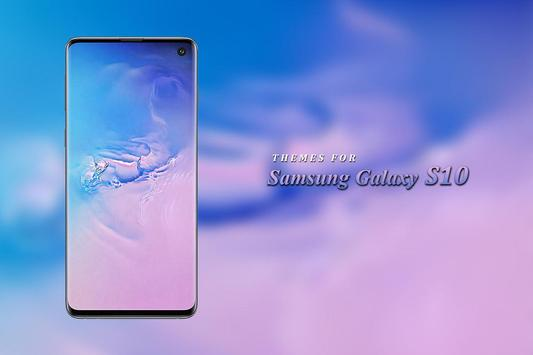 Theme for Galaxy S10 poster