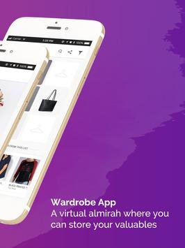 What's in my Closet / Wardrobe App screenshot 5