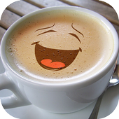 Coffee HD wallpaper icon