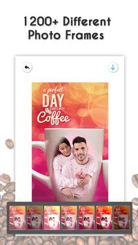 Coffee Photo Frame - Mug Photo Editor screenshot 4