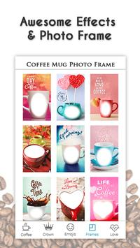 Coffee Photo Frame - Mug Photo Editor screenshot 5