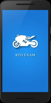 RTO Exam poster