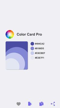 Color Card Pro screenshot 5