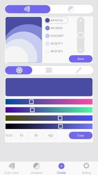 Color Card Pro screenshot 2