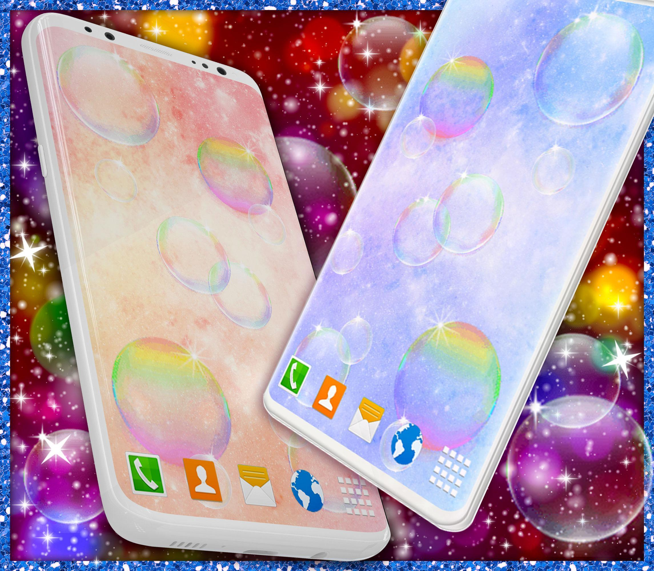 Soap Bubble Live Wallpaper For Android Apk Download