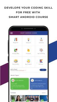 Smart Android Course पोस्टर