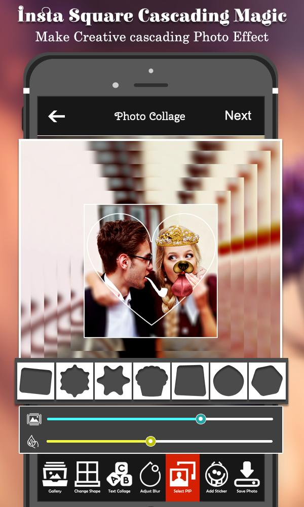 Text Photo Collage Maker for Android - APK Download
