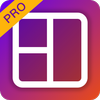 Photo collage maker- Pic Collage app, Photo Grid 圖標
