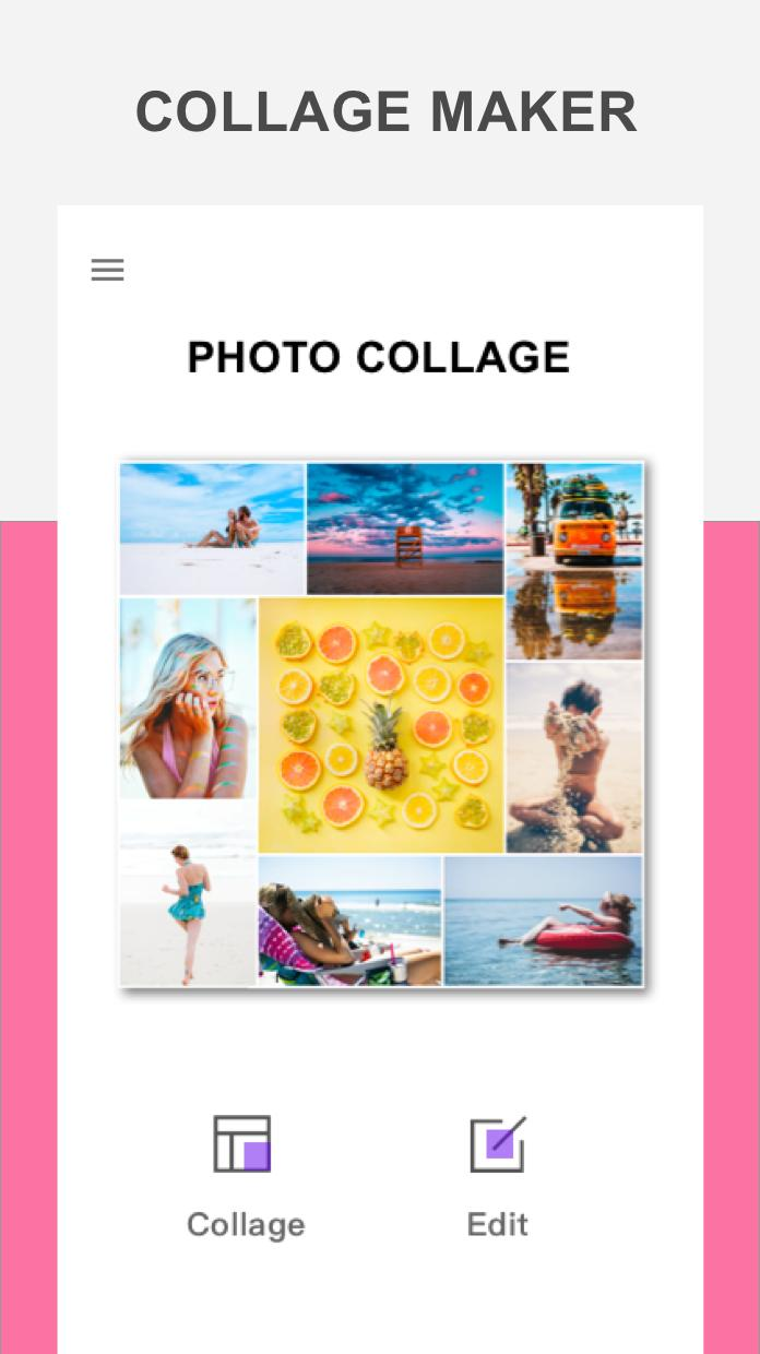 Photo collage maker pro - free collage app for Android - APK