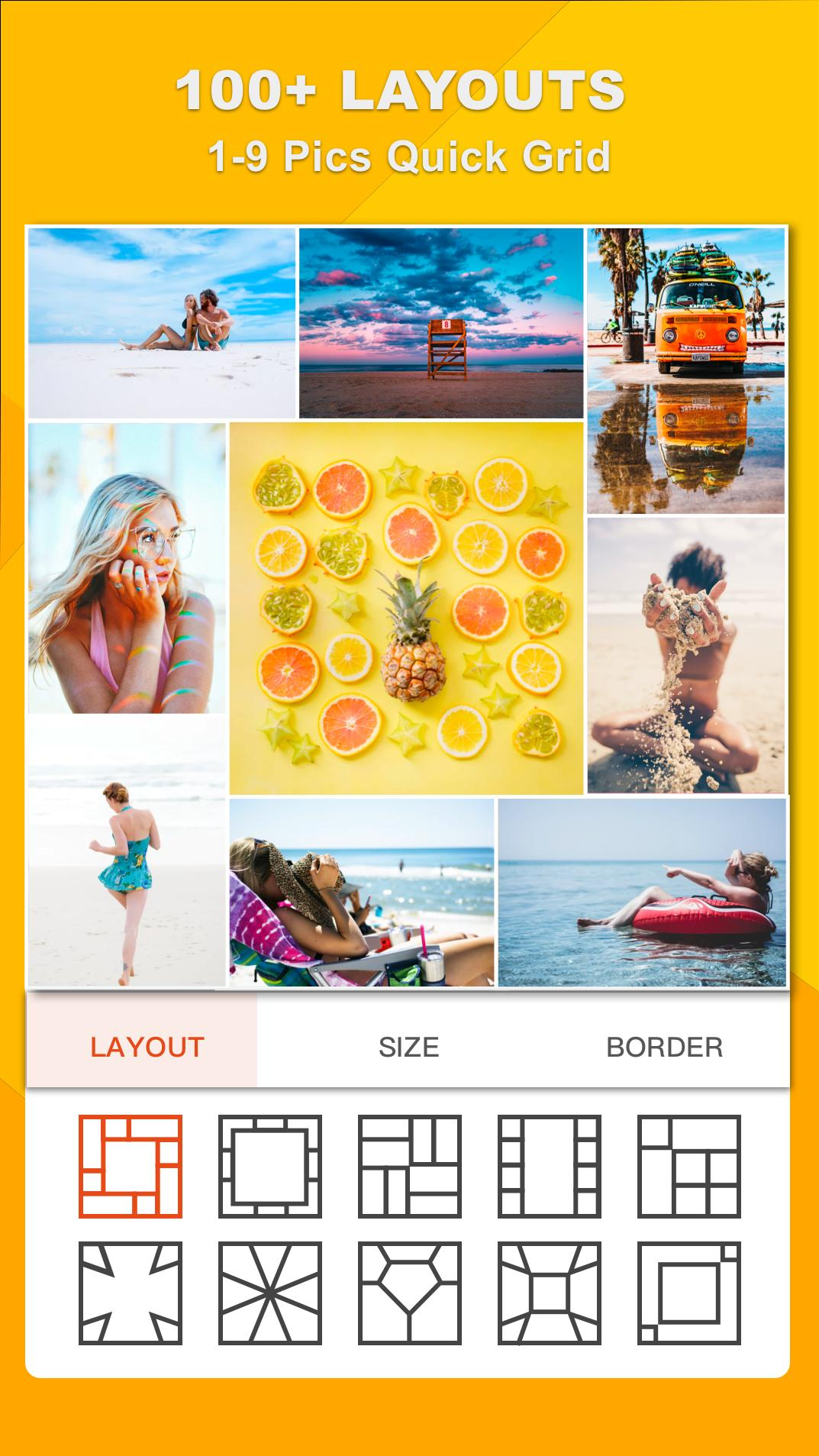 Photo Collage Maker Pic Collage App Photo Editor For Android Apk Download