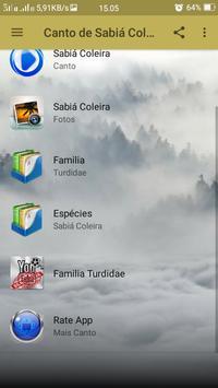 Canto de Sabiá Coleira screenshot 2