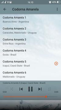 Canto de Codorna Amarela Agradável screenshot 1