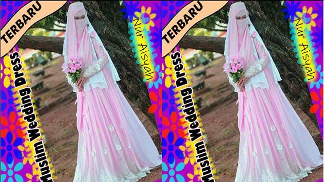 Muslim Wedding Dress Designs screenshot 1