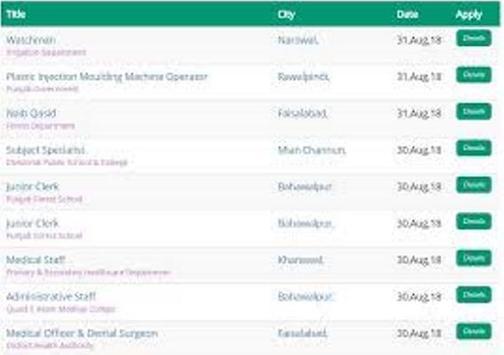 Mustakbil- Online Job Portal screenshot 3