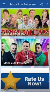 Muzica de Petrecere poster