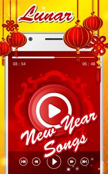 Lunar New Year Songs poster