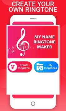 Name Ringtone Maker screenshot 1