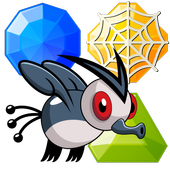 River Jewels - Match 3 Puzzle icon