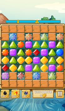 River Jewels - Match 3 Puzzle screenshot 11