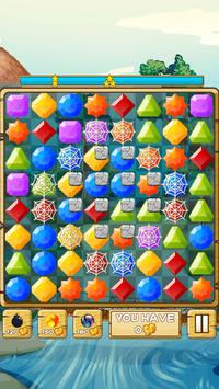 River Jewels - Match 3 Puzzle screenshot 7