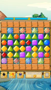 River Jewels - Match 3 Puzzle screenshot 6