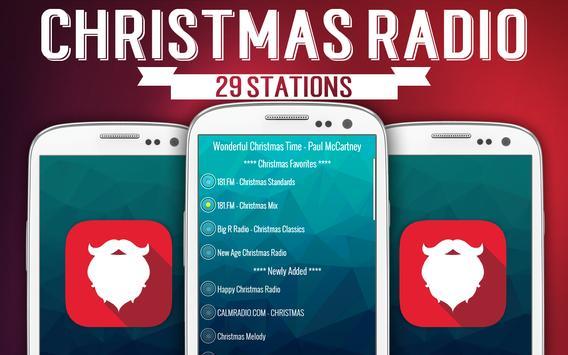 Christmas Radio screenshot 1