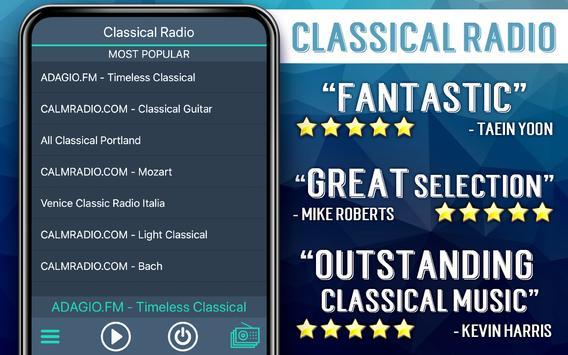 Free Classical Radio screenshot 3