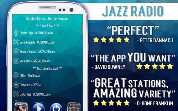 Free Jazz Radio poster