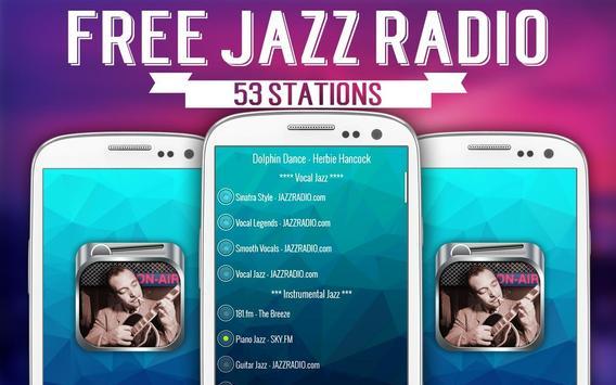 Free Jazz Radio screenshot 1
