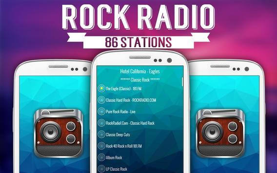 Rock Radio screenshot 3